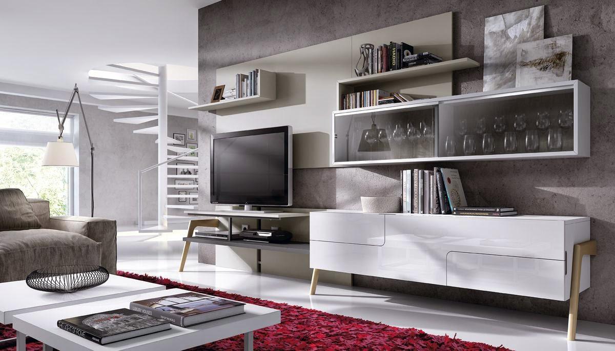 Salones Diseo Finest Muebles De Salon Modernos De Diseo Salones  # Muebles Puchades
