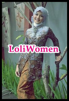 Model Kebaya Modern Muslim Foto Design Kebaya Muslim Terbaru 2012