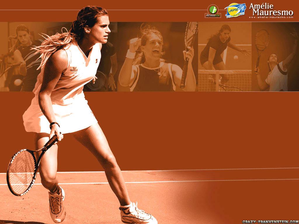 Waka Tennis tennis amelie mauresmo