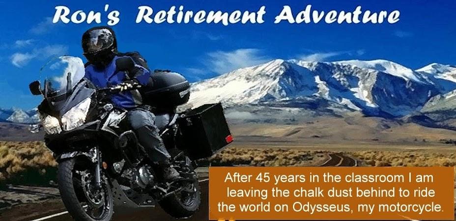 Ron's Retirement Adventure