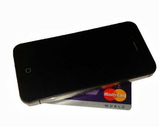 iphone e-wallet