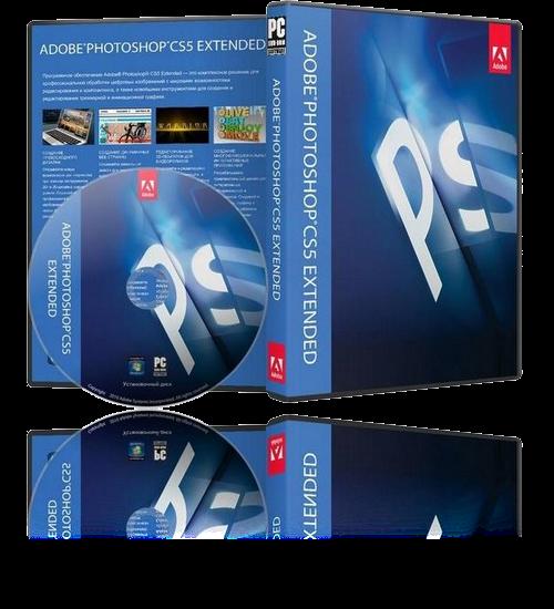 Photoshop :: Adobe Master Collection CS5 MLP - Arabic Language