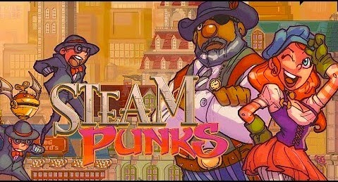 Steam Punks Apk v1.6 Full
