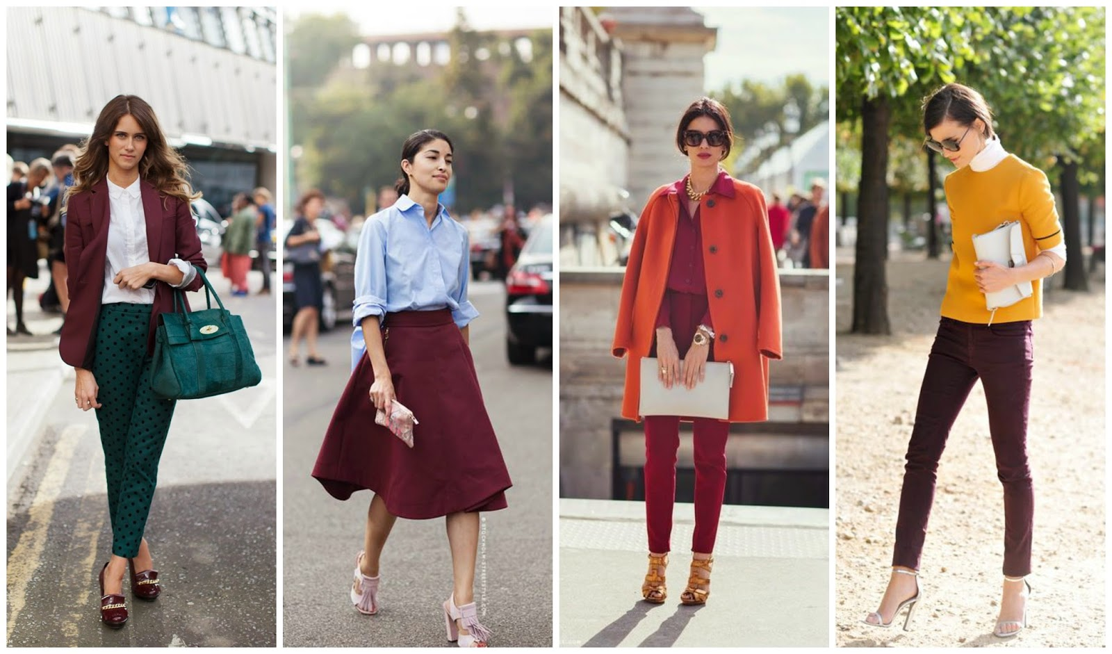 Hunter Green And Deep Purple Also Go Well With Shades Of Merlot For An Unexpected Twist Pair This Color Sky Blue Or Mint