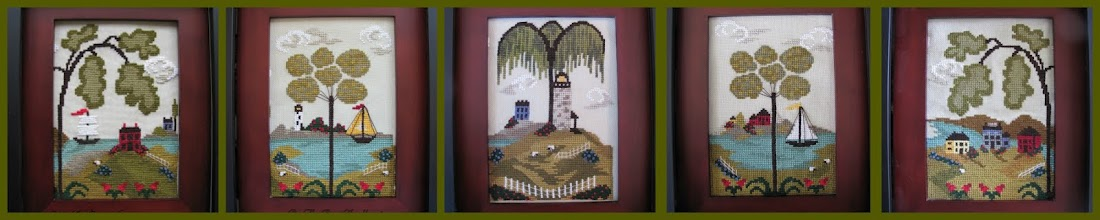 By The Bay Needleart