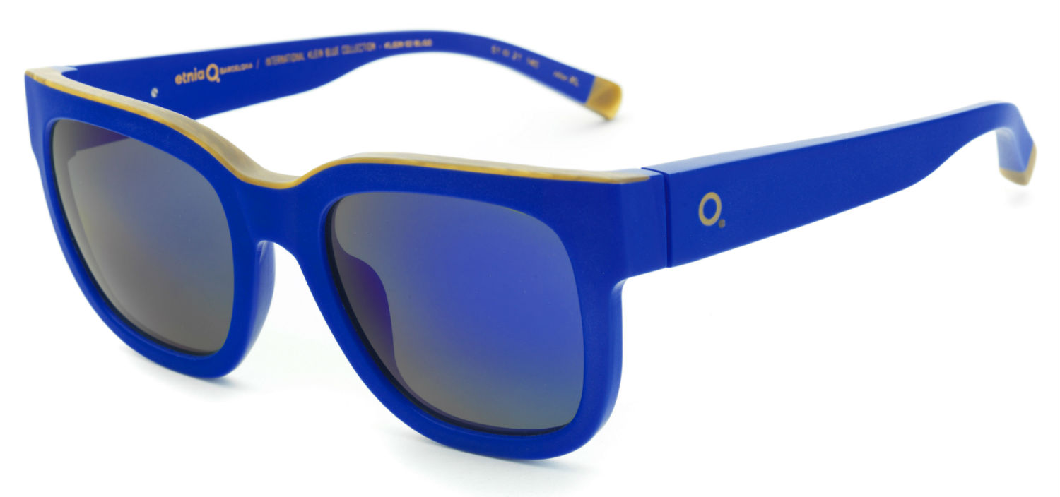 International Klein Blue Sunglasses by Etnia Barcelona