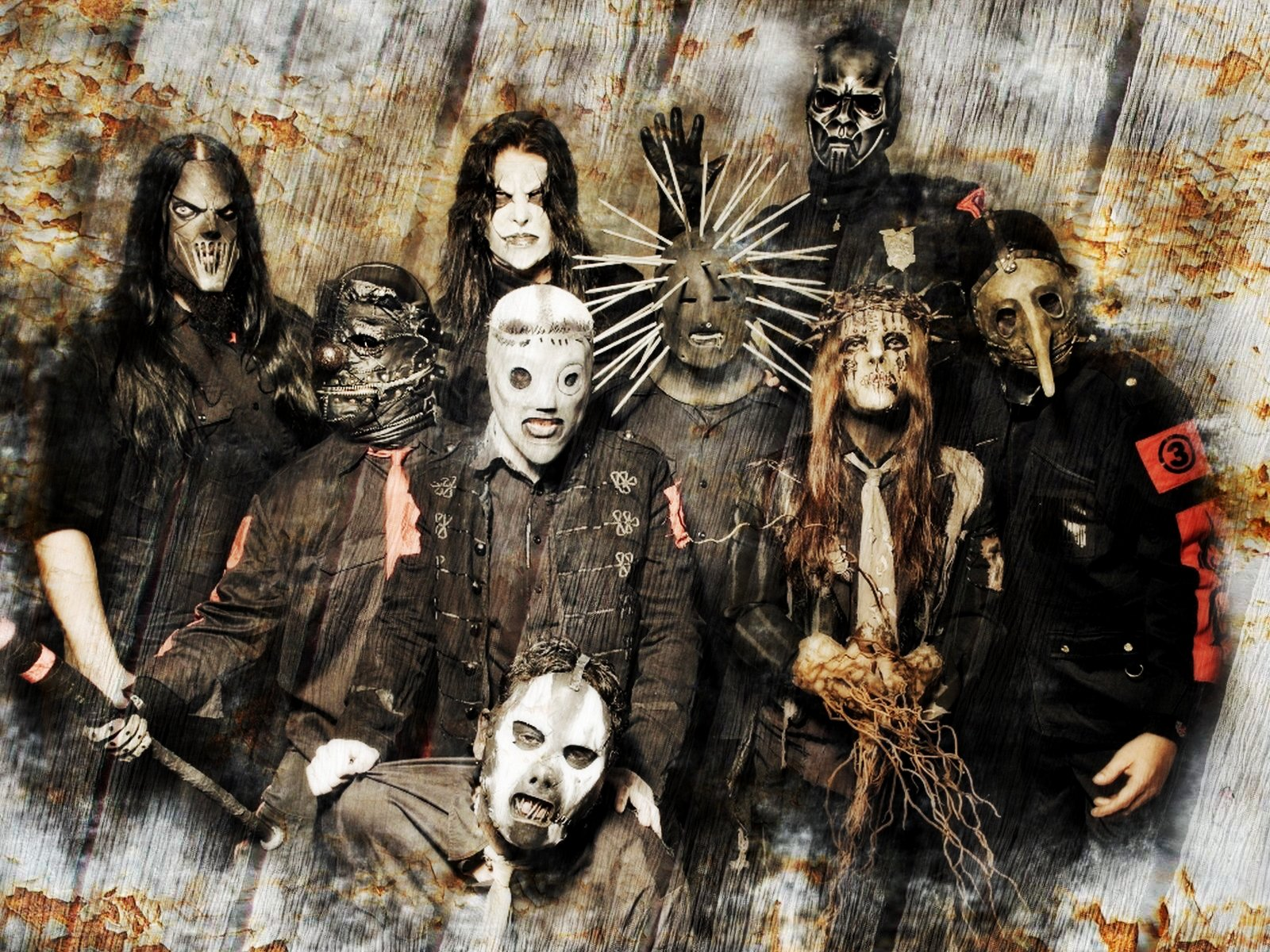 Wallpapers de Slipknot