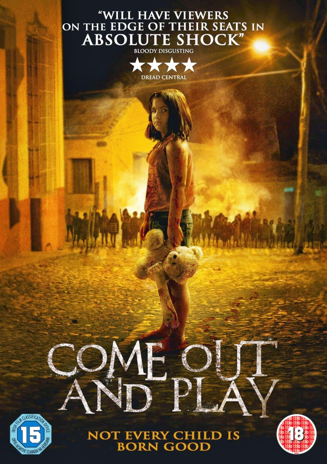Ra Đây Chơi Nào - Come Out And Play (2012) Poster