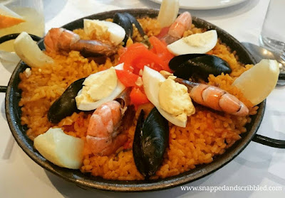 Seafood Paella at Tapella by Robert Spakowski