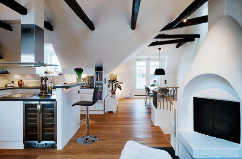 Interior Design Of Loft Apartments