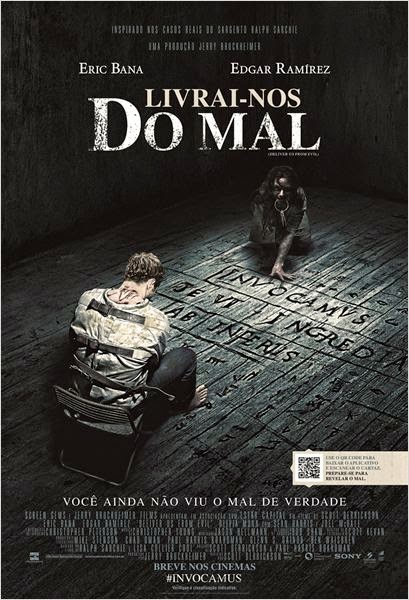 Filme Livrai nos Do Mal Dublado AVI BDRip