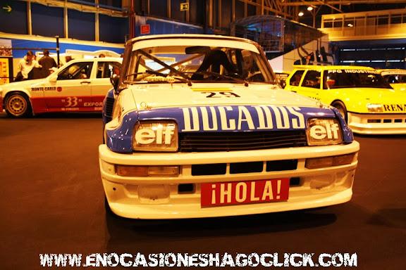 Renault 5 Turbo Madrid Motor Days
