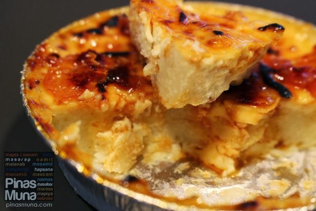 Bibingka Crème Brûlée