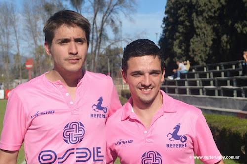 Jockey de Salta venció a Tucumán Lawn Tennis
