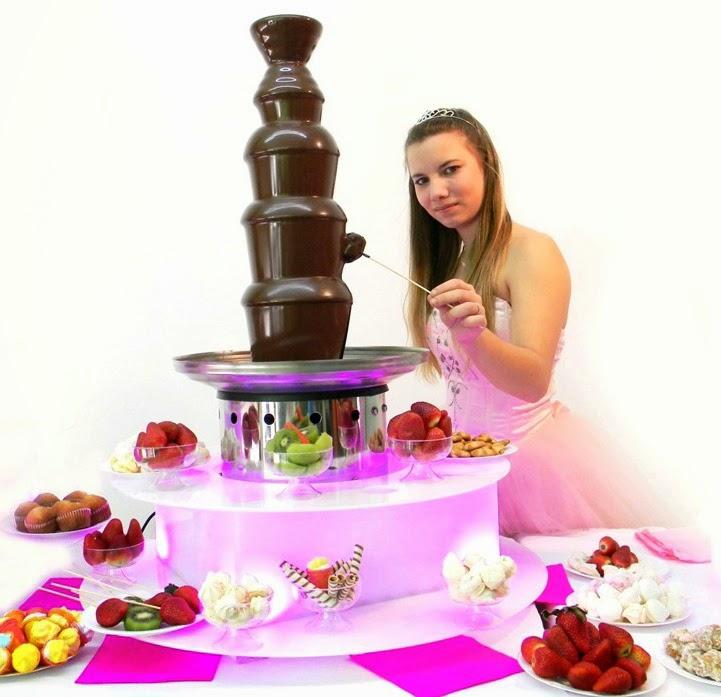 cascada de chocolate candy venta