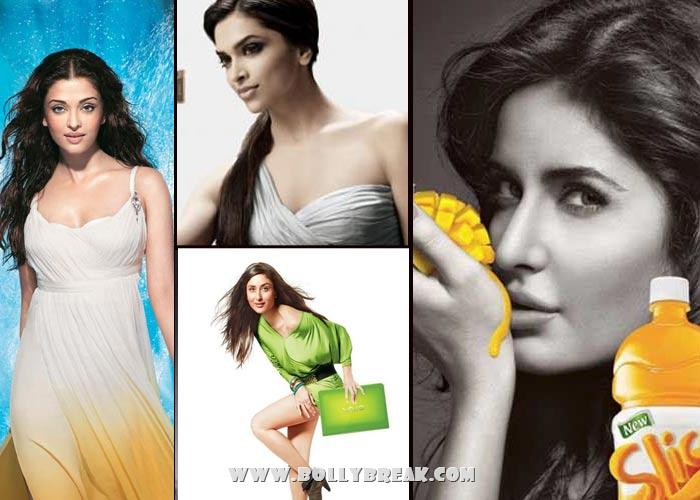 main pics - Ad Pics - Bollywood Actresses