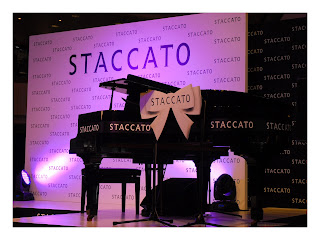 "小懶貓率先睇STACCATO S/S 2012 ""Working Runway"" Catwalk Show (足料報告) ... ... ..."