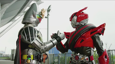 Kamen Rider x Kamen Rider Drive & Gaim: Movie Wars Full Throttle