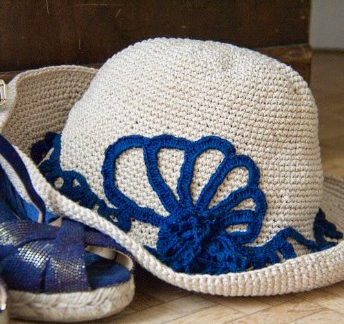 Chapeau Wide Brim Hat Inaba