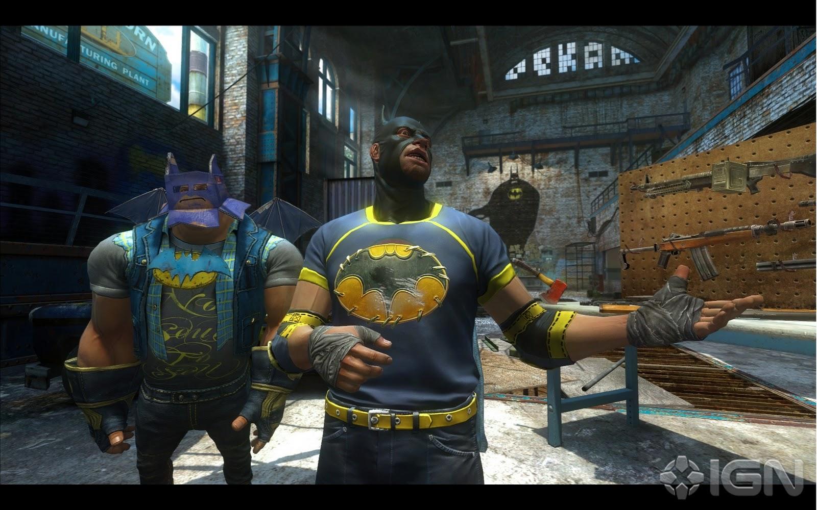 Gotham city impostors matchmaking fix
