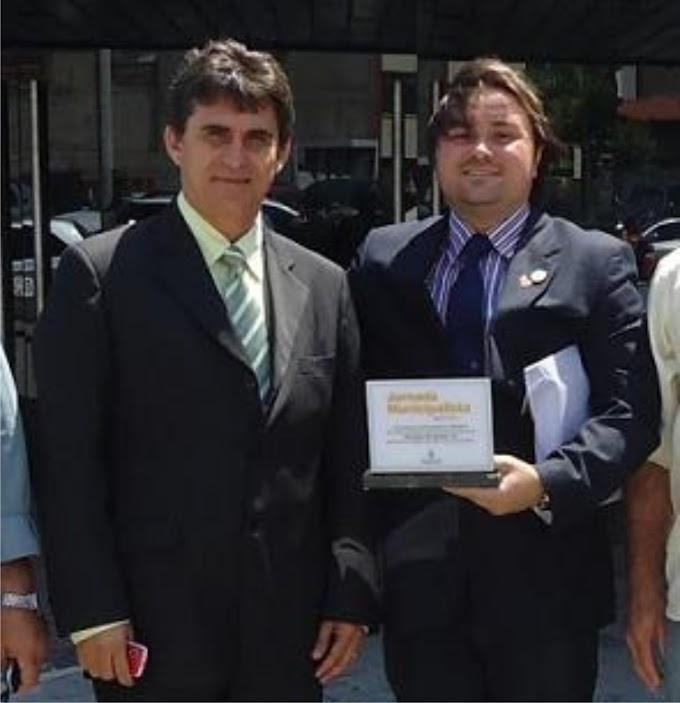 Blog informa sobre viajem do prefeito a Brásilia para angariar recusos, veja!