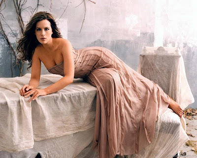 Kate Beckinsale Snow Angels Actress Wallpaper