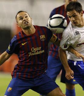 Barcelona inició empate su pretemporada