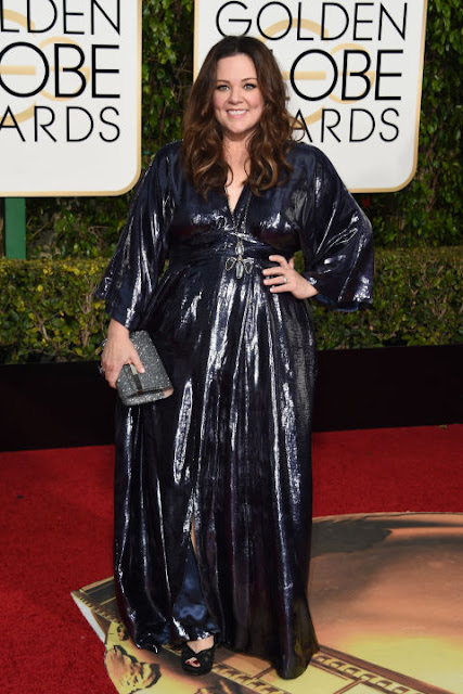 Melissa Mc Carthy Golden Globes 2016