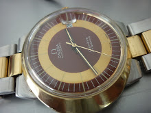 RARE..OMEGA DYNAMIC 2 TONE...SOLD