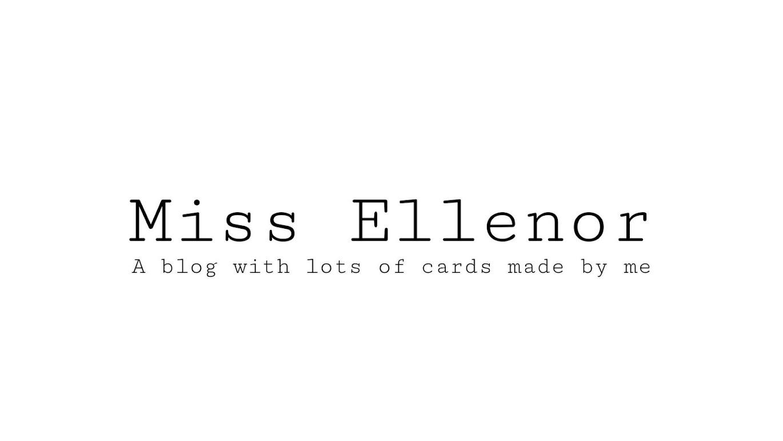 Miss Ellenor