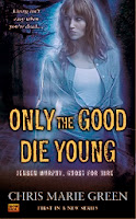 http://www.amazon.com/Only-Good-Die-Young-Jensen/dp/0451416996/ref=sr_1_1?ie=UTF8&qid=1386108102&sr=8-1&keywords=only+the+good+die+young+chris+marie+green