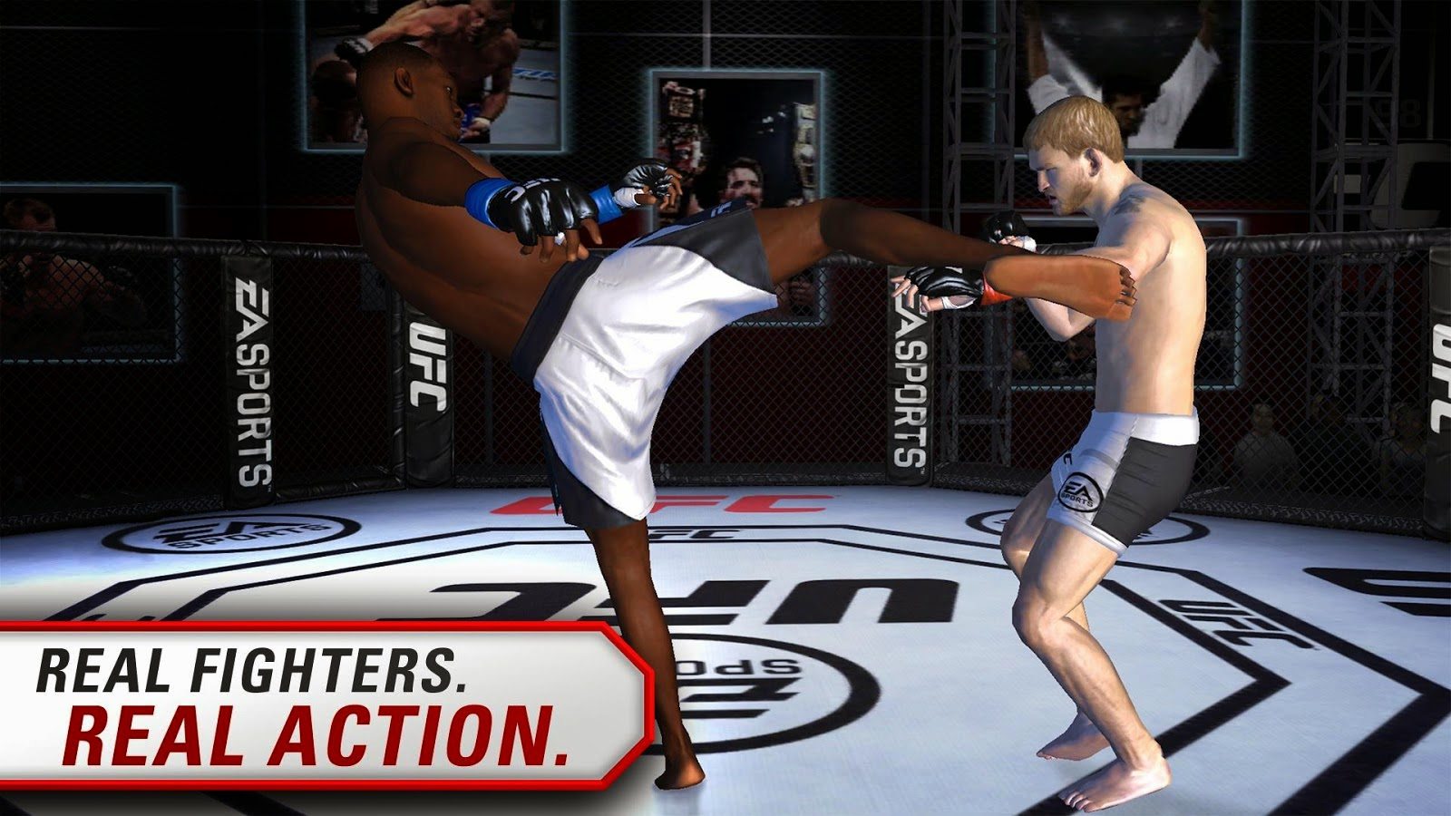EA SPORTS™ UFC v1.0.725758 APK Obb Android