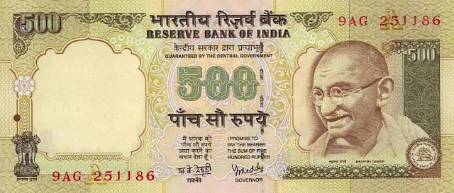Indian rupee india