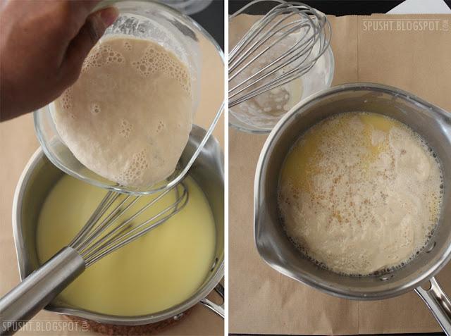 eggless white bread using milk