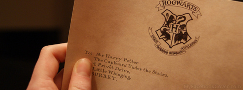 Harry Potter Book Facebook Cover : Harry potter facebook covers