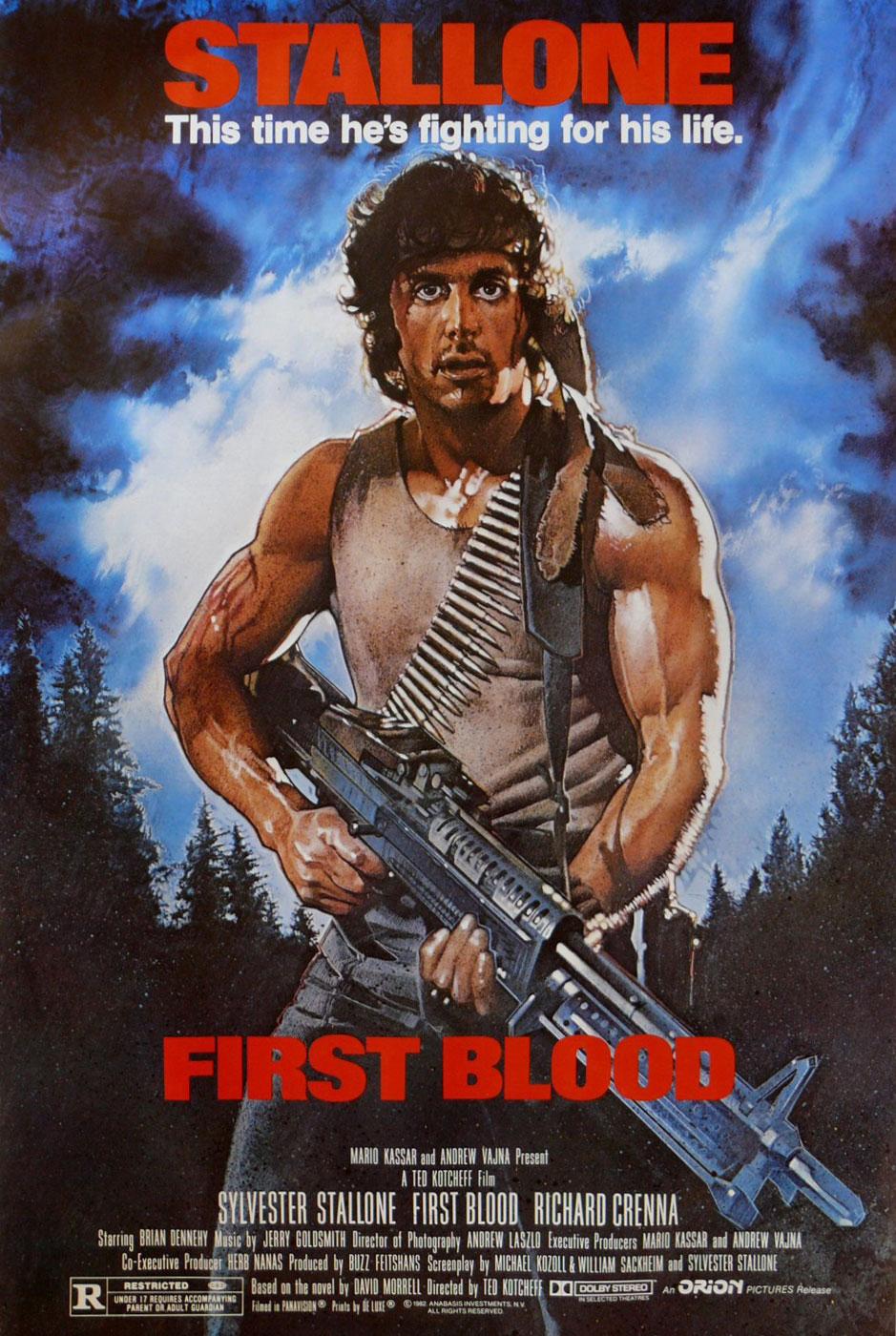 Rambo First Blood (1982) BrRip 1080p Ing-Latino