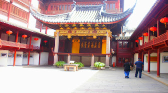 豫園舊戲臺