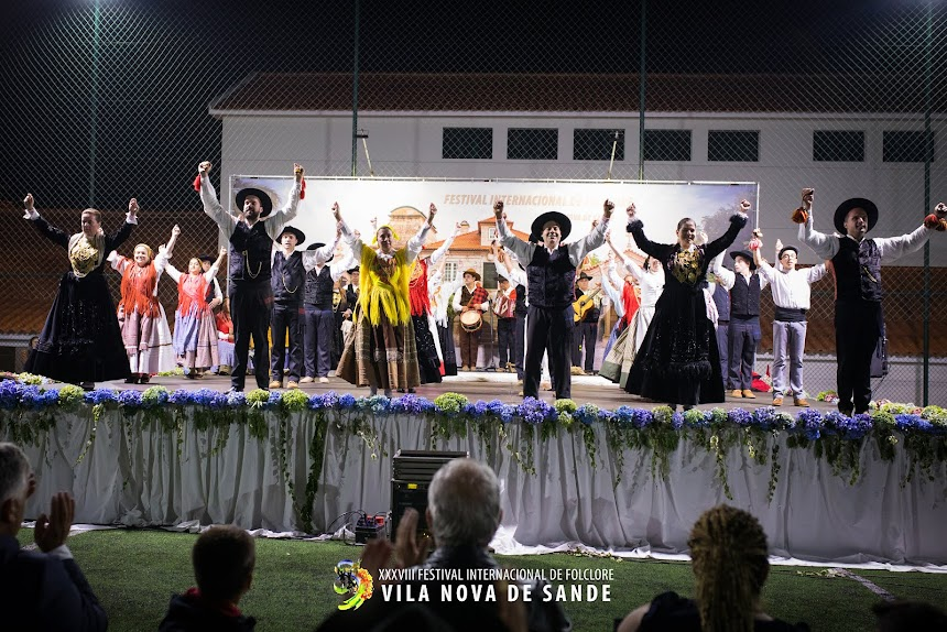 XXXVIII Festival Internacional de Folclore - Vila Nova de Sande 2019