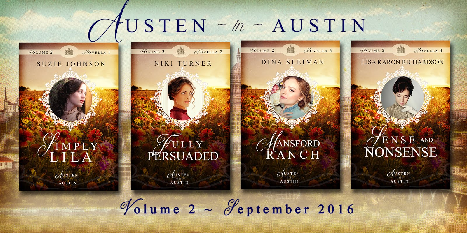 Austen in Austin, Volume II