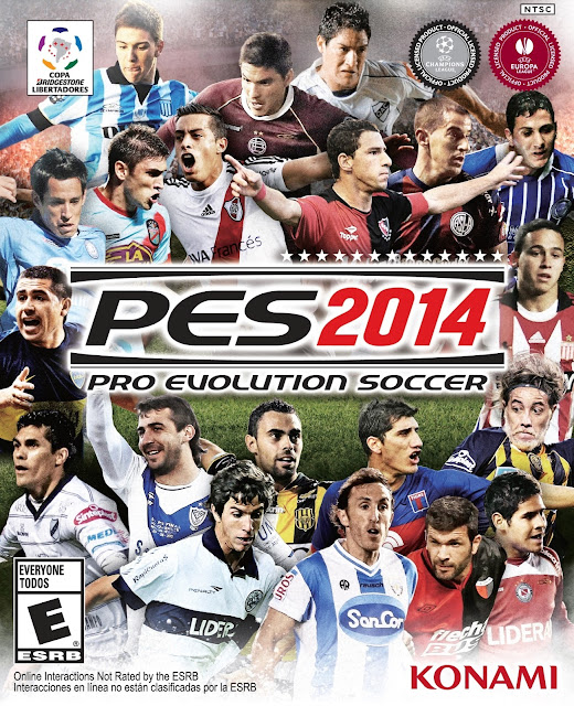 Pro evolution soccer 2014 - wikipedia the free encyclopedia.