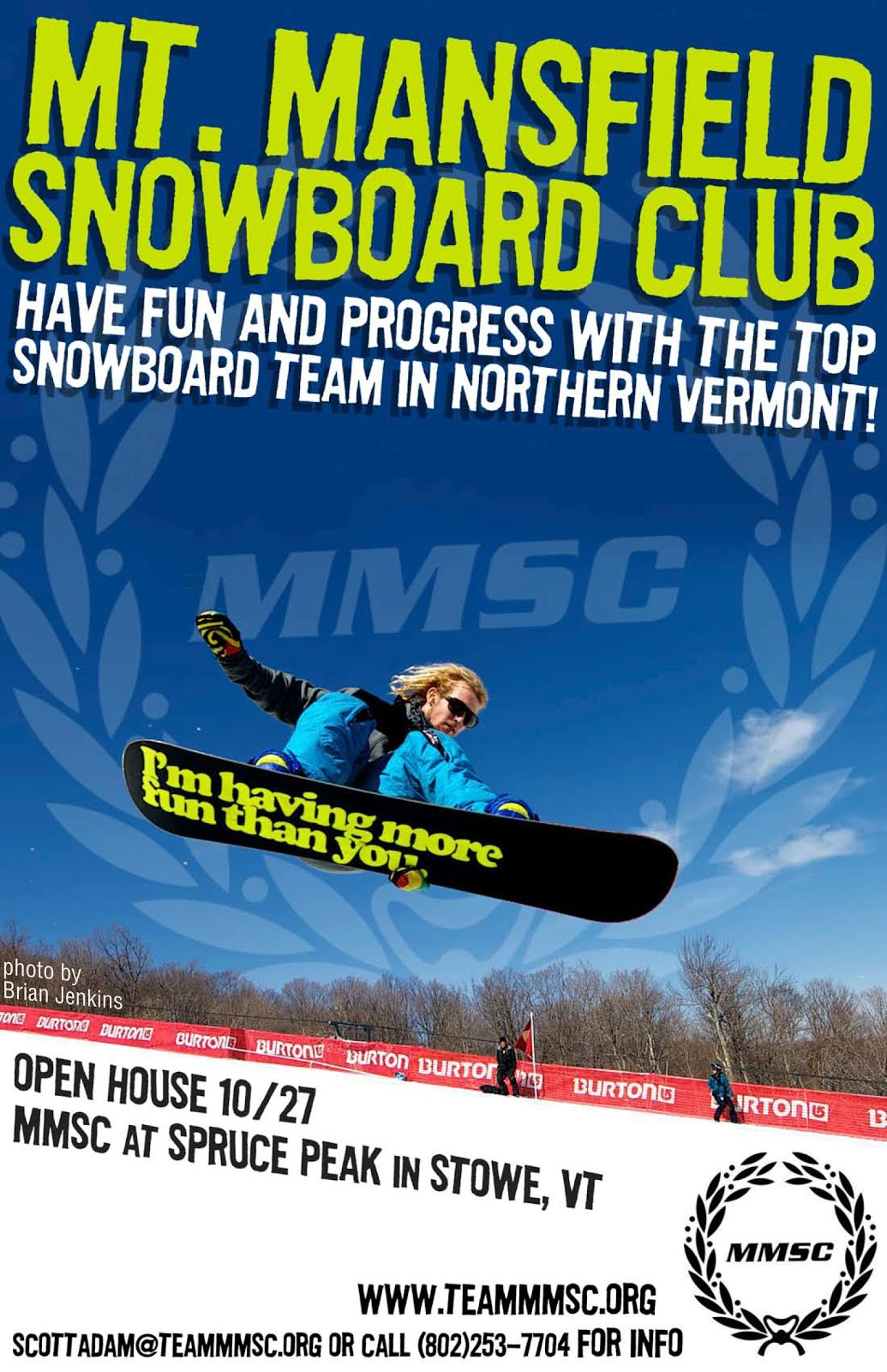 MMSC Snowboarding