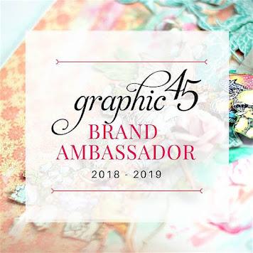 Graphic 45 Brand Ambassador