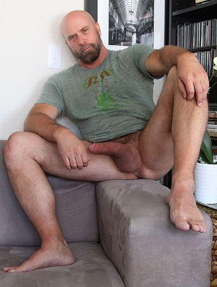 Homem maduro sexo