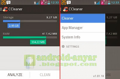 CCleaner for Android full version