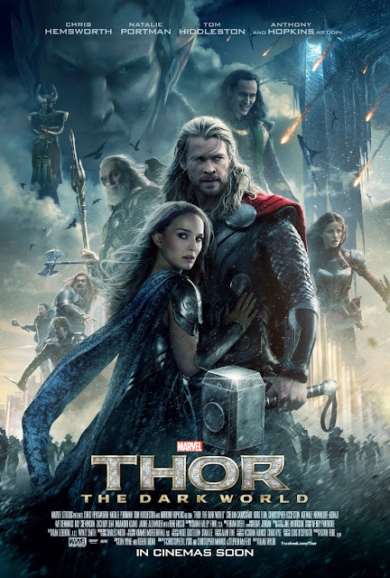 Marvel's Thor: The Dark World UK Poster