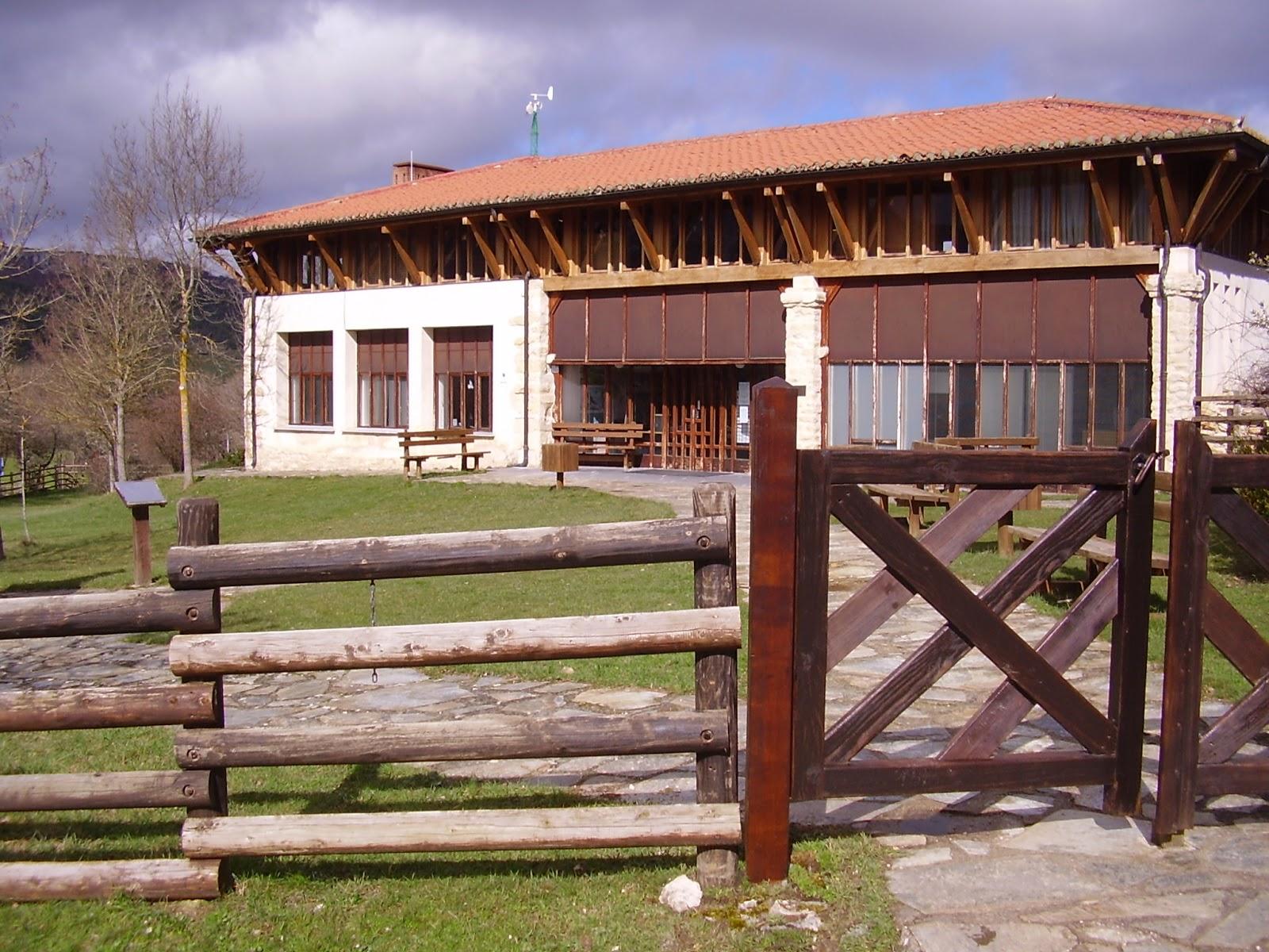 Anetismo parque natural de valderejo 949 - La casa del parque ...