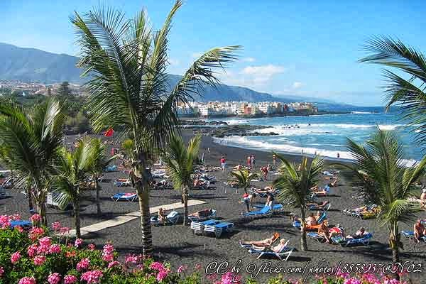 W stron s o ca wyspy kanaryjskie for Aparthotel jardin de playa