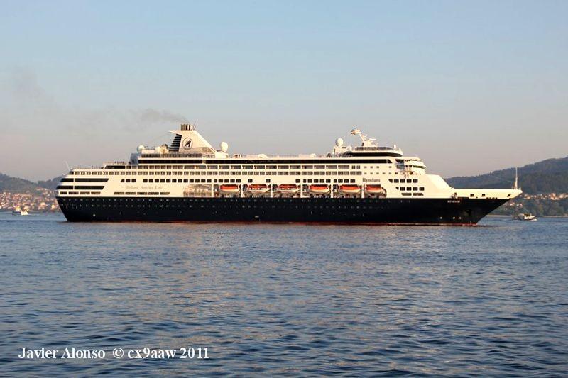 Observador de buques shipspotter en vigo transatlantico - Puerto de vigo cruceros ...