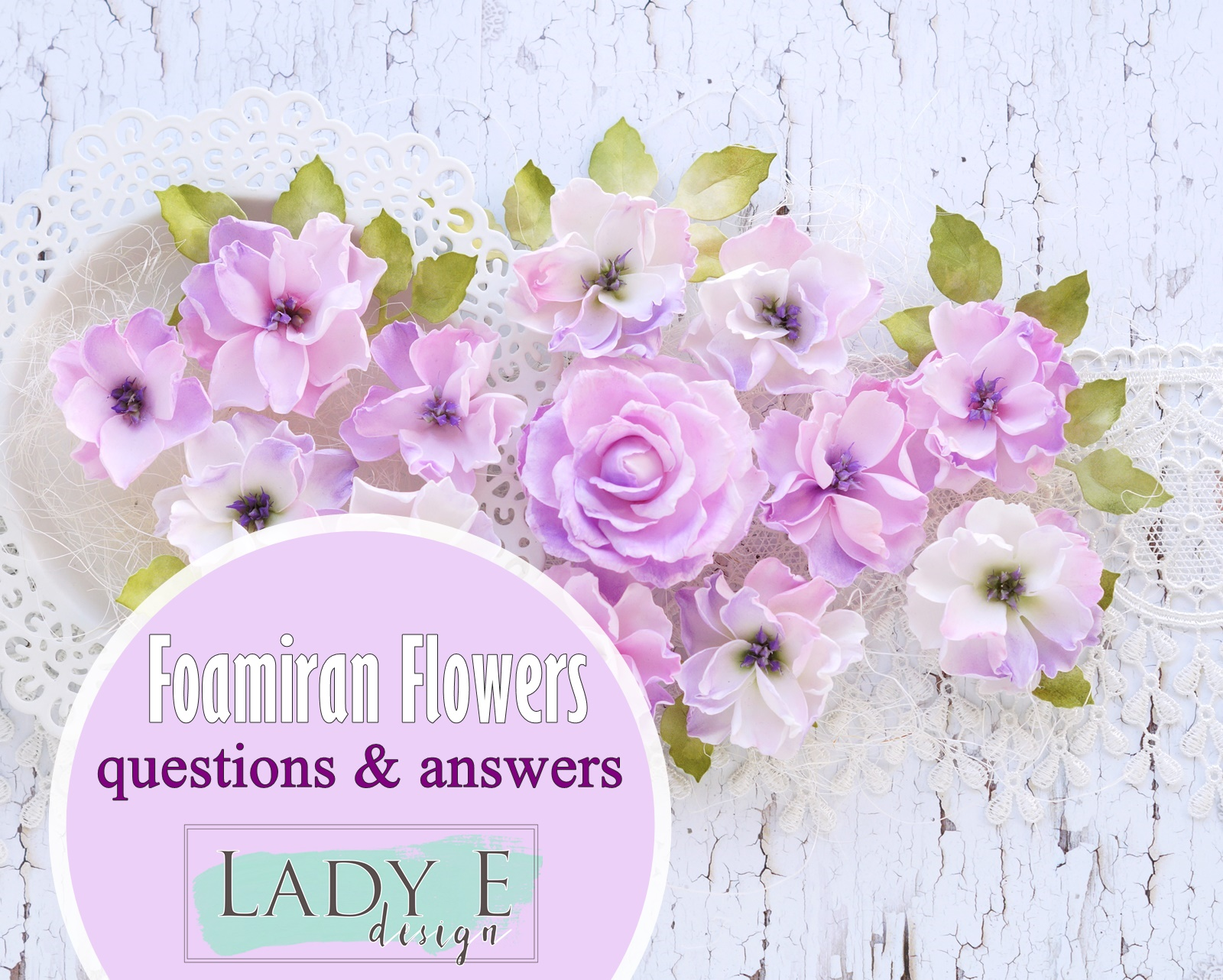 Foamiran Flowers Questions & Answers