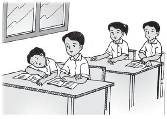 Tidak boleh tidur pada saat jam pelajaran, Pentingnya Peraturan Perundang-undangan
